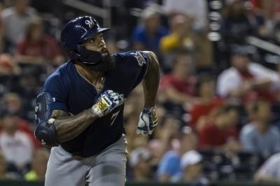 MLB》坦姆斯致勝轟、耶利奇雙響砲 釀酒人延長賽14局險勝