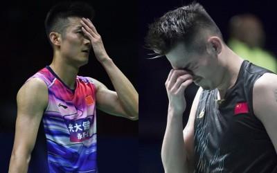 羽球》世錦賽男單今登場 中媒看衰自家人稱林丹、諶龍「靠不住」