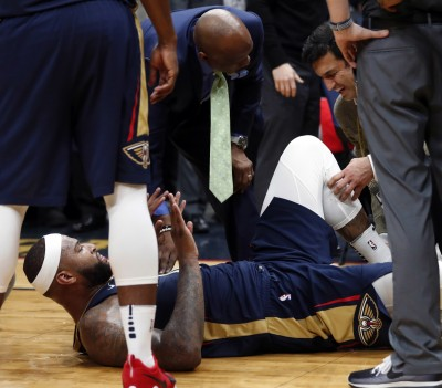 NBA》「表弟」新球季恐報銷 勇士前隊友:傷透了我的心