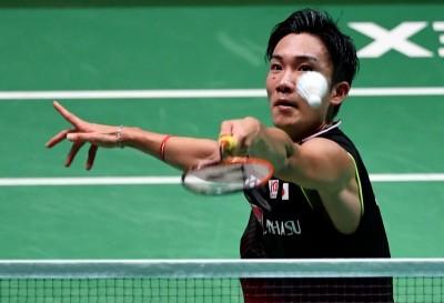 羽球世錦賽》34分鐘直落二解決對手  球王桃田賢斗輕鬆晉級