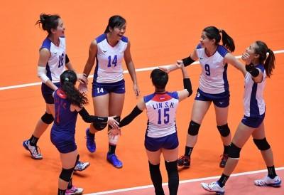 女排亞錦賽》台灣隊直落三收拾紐西蘭 晉八強情勢大好
