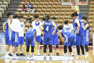 籃球》備戰亞洲盃資格賽 台灣女籃開訓報到率卻僅有一半