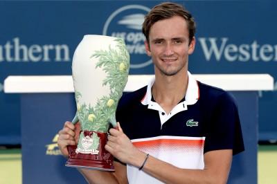 網球》近11年來最年輕冠軍!「喬帥殺手」辛辛那提喜稱王