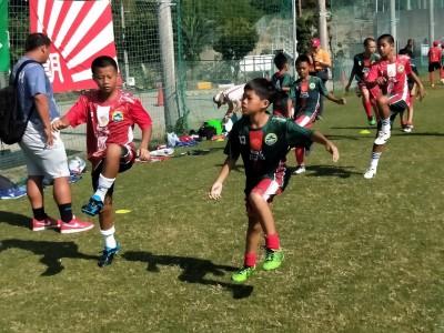 足球》U12足球代表隊 屏東囝仔成績大躍進