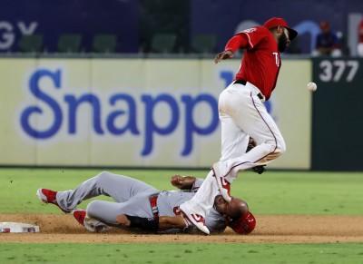 MLB》搏老命演出!平均跑速全聯盟第二慢 「普神」本季首盜出爐