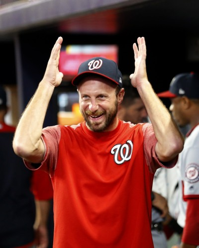 MLB》終於! 國民王牌薛哲如願歸隊 本週對海盜先發