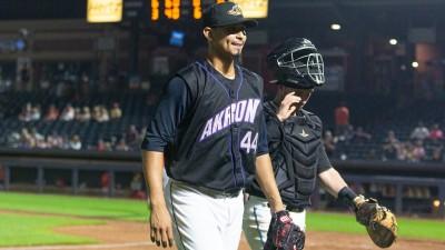 MLB》治療白血病缺陣2個月 卡拉斯科復出首球飆速155