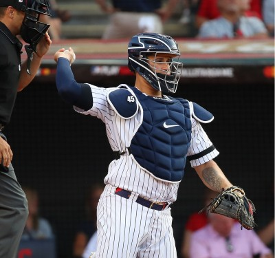 MLB》洋基當家捕手阻殺率創新低 總教練說明關鍵因素