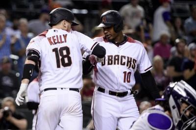 MLB》凱利甩低潮開轟追平隊史紀錄 響尾蛇斷洛磯4連勝(影音)