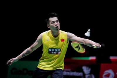 羽球世錦賽》中國名將林丹爆冷遭淘汰 東奧之路險峻
