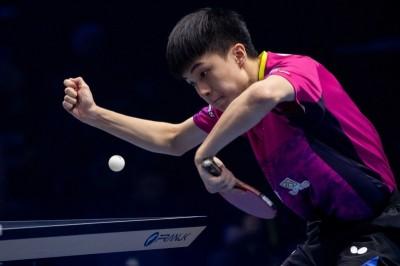 桌球》捷克公開賽簽表出爐 林昀儒8強約戰張本智和