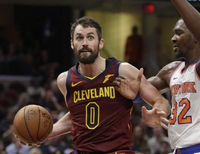 NBA》運動員不好當!洛夫:身體完了,心也完了