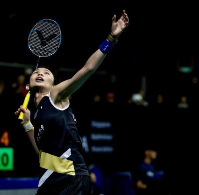 羽球世錦賽》戴資穎明天登場 首戰對手印尼小將菲特里亞妮