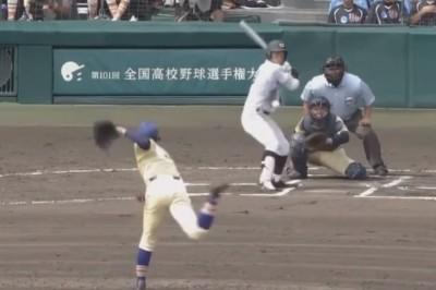 甲子園》「打不到的滑球...」 奧川恭伸7局飆10K助星稜闖決賽