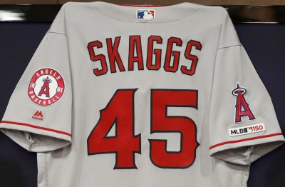 MLB》重回德州傷心地 天使眾球星感傷追憶史卡格