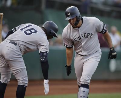 MLB》桑契斯首局炸裂 洋基連209場得分登歷史第三(影音)