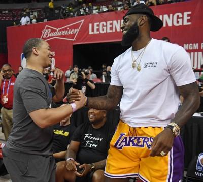 NBA》與「詹皇」當鄰居 泰倫魯回鍋快艇當首席助教