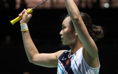 羽球世錦賽》戴資穎霸氣收尾 外媒驚呼:這就是她!