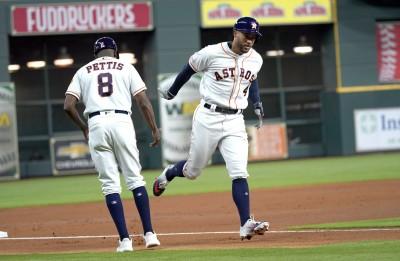 MLB》自己紀錄自己破!「春天哥」單季首打席全壘打再寫隊史新高