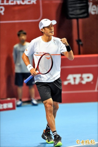 網球》相隔4年再拚會外賽  莊吉生退地主選手笑納美網首勝