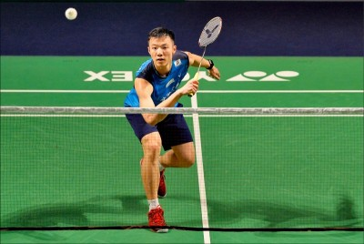 羽球世錦賽》大讚王子維攻擊力強 日本好手自認「靠體力才贏」