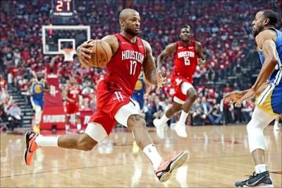 NBA》「是時候該續約了!」  防守悍將招手向火箭喊話