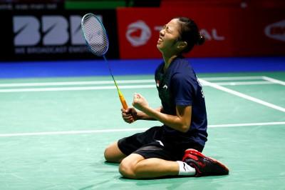羽球世錦賽》扳倒球后的星國新星楊佳敏 首度晉8強將戰依瑟儂