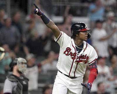 MLB》佛里曼追平轟、阿庫尼亞再見安 勇士逆轉馬林魚豪取5連勝(影音)