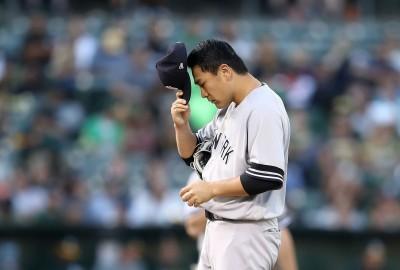 MLB》田中將大出馬也沒用 洋基慘遭運動家橫掃