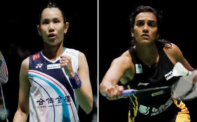羽球世錦賽》台灣一姊戴資穎預計今晚7點大戰印度名將辛度