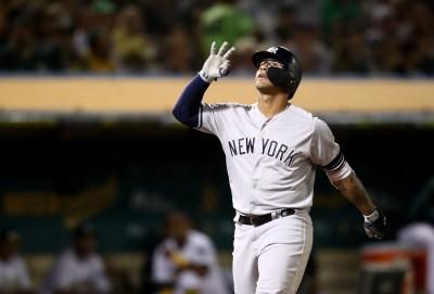 MLB》洋基托瑞斯單季8度雙響砲 破隊史紀錄就差一次!(影音)