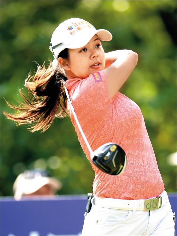 LPGA加拿大賽》回北美回魂 徐薇淩首輪耀眼