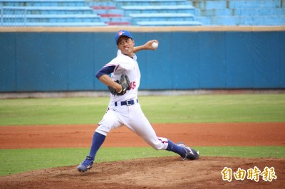 U18世界盃》龍捲風左投兩局狂飆6K  林昱珉將扛重任