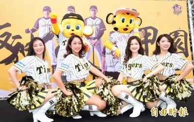 中職》Tiger Girls明天開球 來台最愛珍珠奶茶