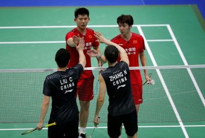 羽球世錦賽》諷中國男雙內戰又放水 丹麥好手暗酸:了不起!