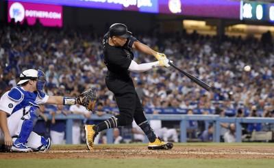 MLB》終於開始「拉」! 洋基恐怖法官回來了(影音)