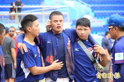 U18世界盃》台灣隊開路先鋒慘遭爆頭  現場竟然沒有擔架