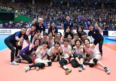 女排亞錦賽》派二軍照贏!日本連克韓、泰一軍奪隊史第5冠