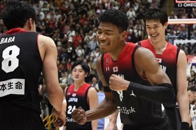 籃球》八村壘助日本籃壇盛事來臨? 台、日實力逐漸被拉大