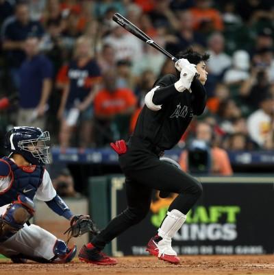 MLB》大谷達成單季百安 大膽衝二壘結果超糗(影音)
