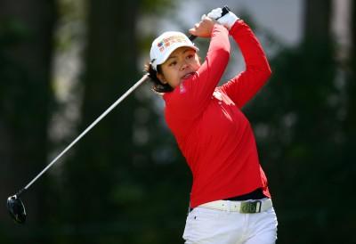 LPGA加拿大女子公開賽》11洞狂掃7鳥  徐薇淩躍升前4