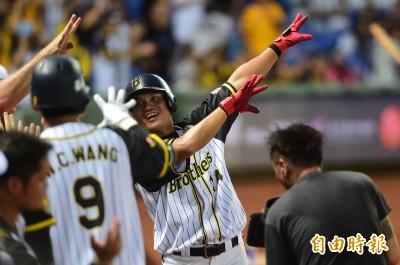 中職》王勝偉連2季10轟 今年全壘打可望創生涯新高