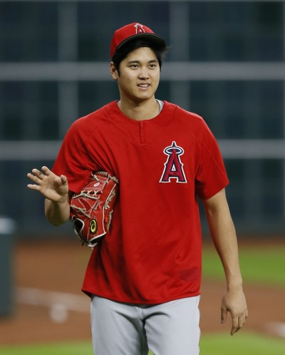 MLB》練投滑球解禁 大谷翔平球速再飆升