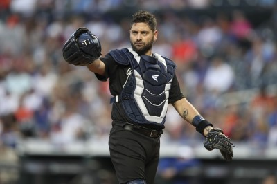 MLB》簽下前洋基鐵捕 勇士補強找上塞維里