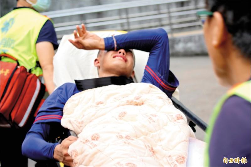 U18世界盃》國手遭火球爆頭 現場沒醫護!