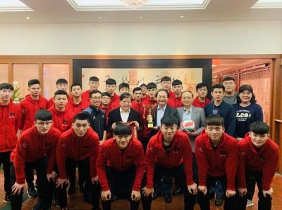 排球》2019年新南向國際排球賽 30日在彰師大點燃戰火