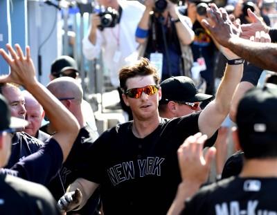 MLB》洋基單場3轟擊垮道奇 赫曼勇奪本季17勝