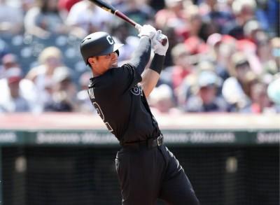 MLB》張育成猛敲172公里三壘安!超狂表現登數據網熱搜榜首