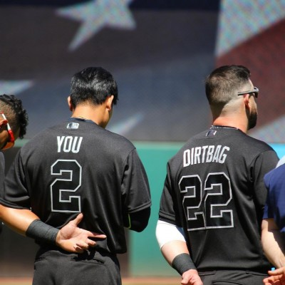 MLB》張育成重返大聯盟 有趣綽號登上官網引熱議