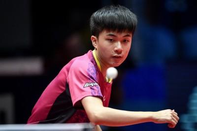 桌球》奪冠後少根筋直接離場 林昀儒「省話」嚇到翻譯